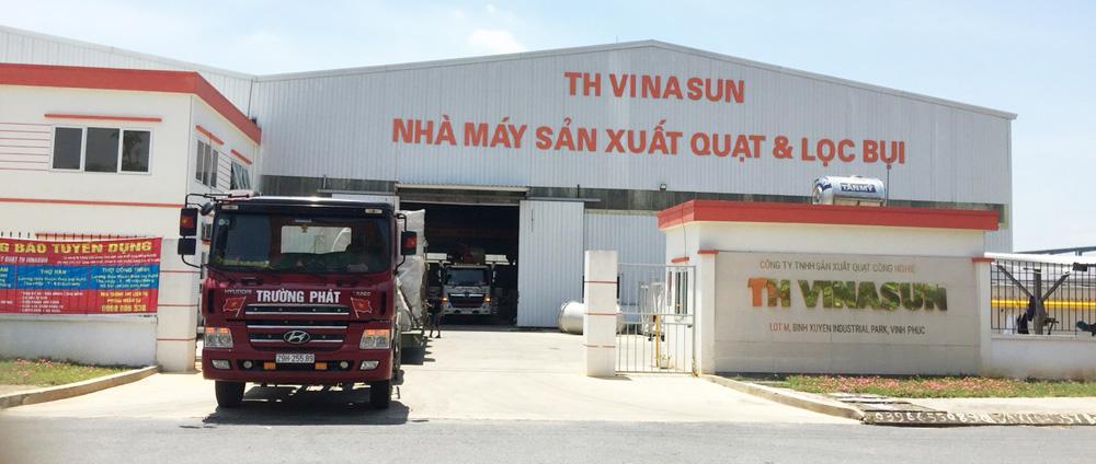thvinasun, công ty thvinasun, quạt công nghiệp, quạt hút lọc bụi, hệ thống thông gió, hệ thống lọc bụi, hệ thống hút lọc bụi, hệ thống làm mát, hệ thống công nghiệp, hút lọc bụi tòa nhà