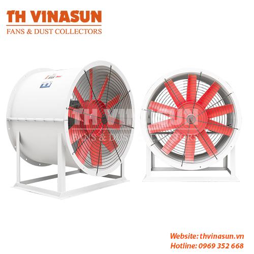 Quạt hướng trục tròn VNS-A1-N-T