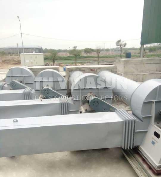 xử lý khí thải lò đốt rác