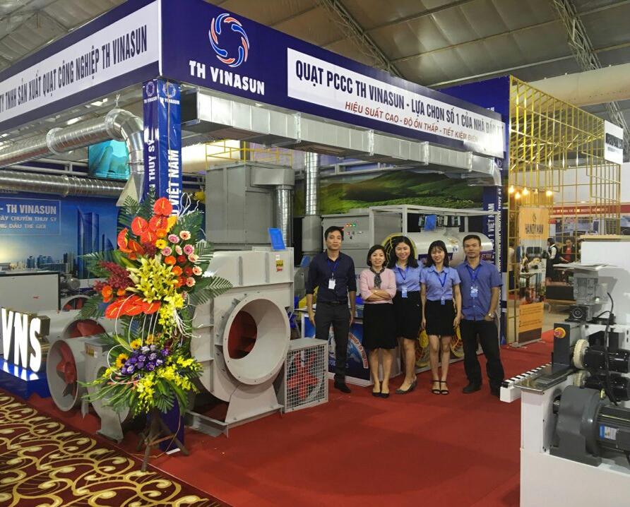 Chất lượng Châu Á - Thái Bình Dương, thương hiệu TH Vinasun