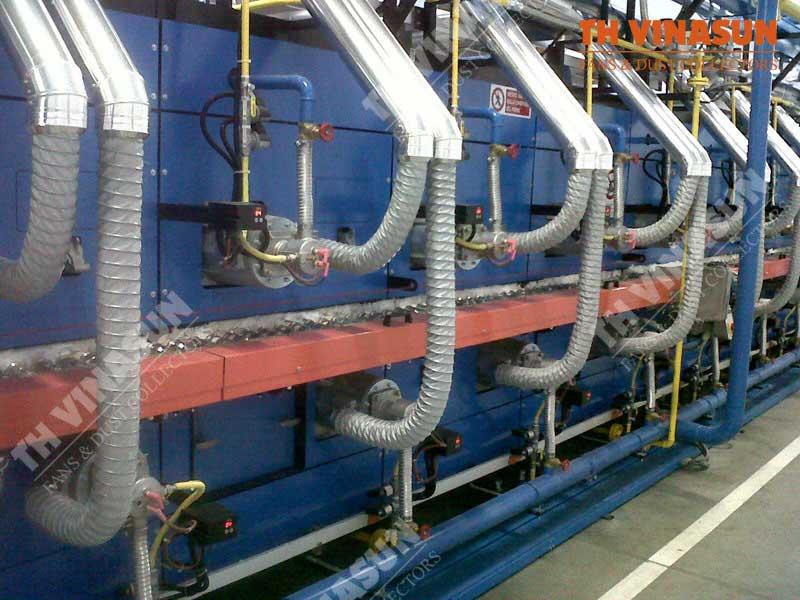 xử lý bụi nhà máy