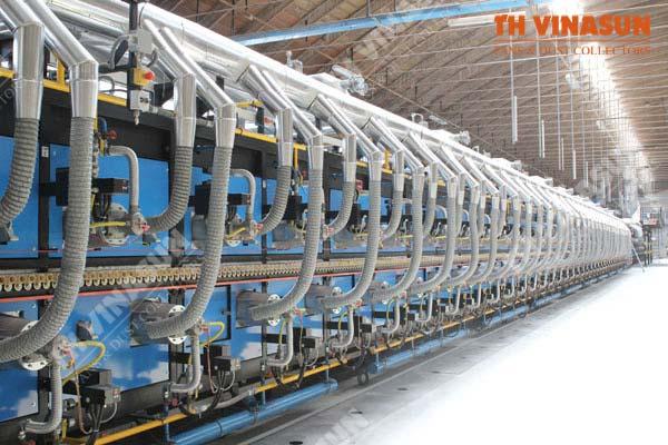 xử lý bụi nhà máy gạch thạch bàn