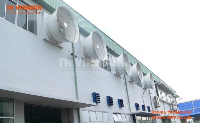 mua quạt thông gió công nghiệp ở tphcm