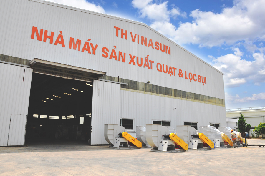 Mua quạt công nghiệp ở Th Vinasun
