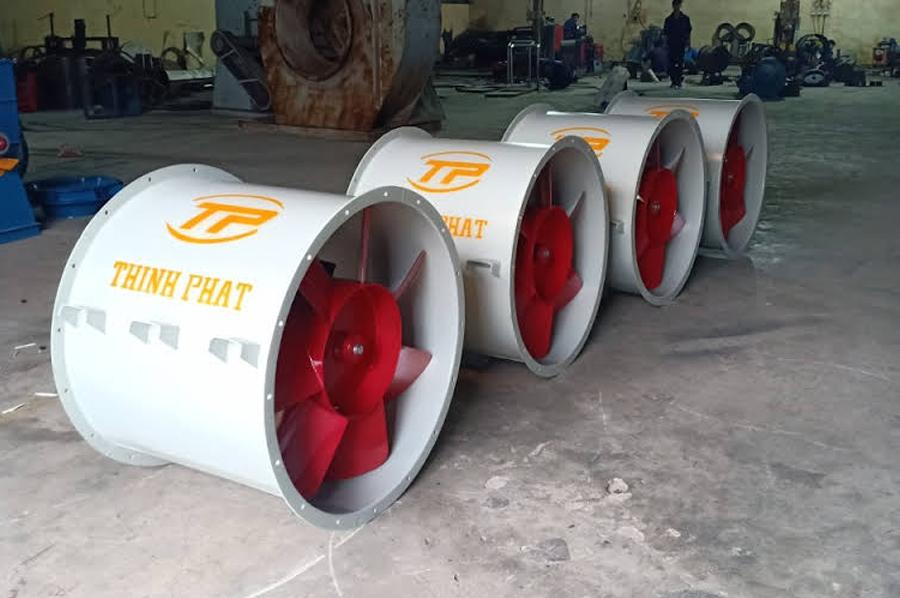 Thịnh Phát cũng là cơ sở bạn đến để mua quạt công nghiệp