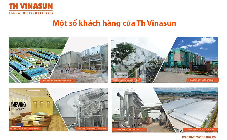 Một số khách hàng của Th Vinasun