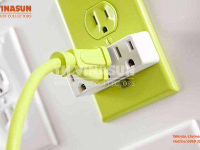 quạt công nghiệp có tốn điện không