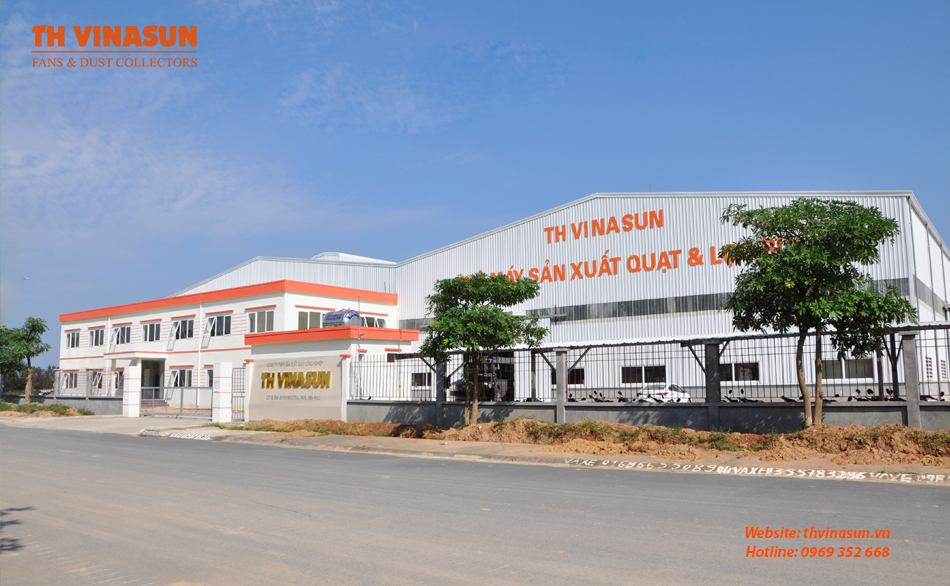 Nhà máy Th Vinasun