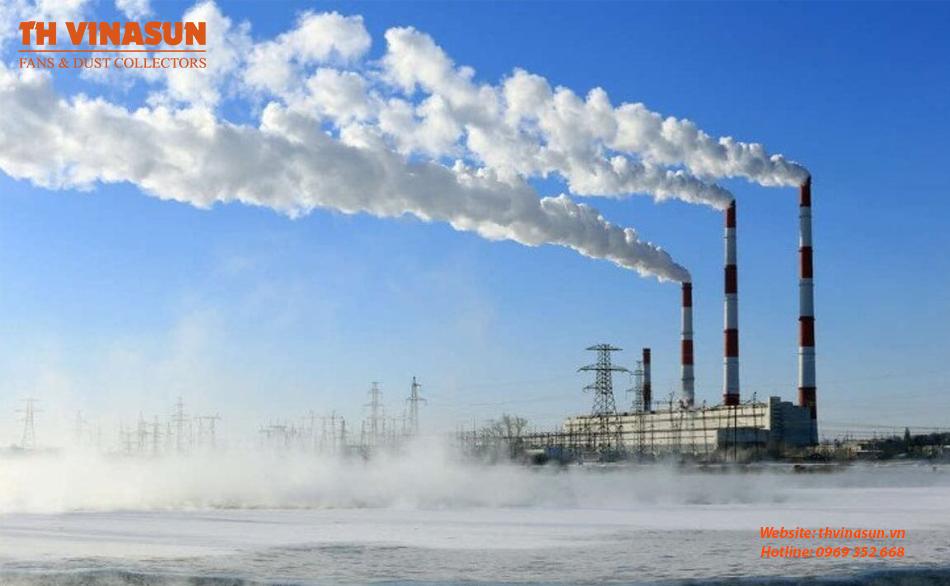 hệ thống xử lý mùi công nghiệp