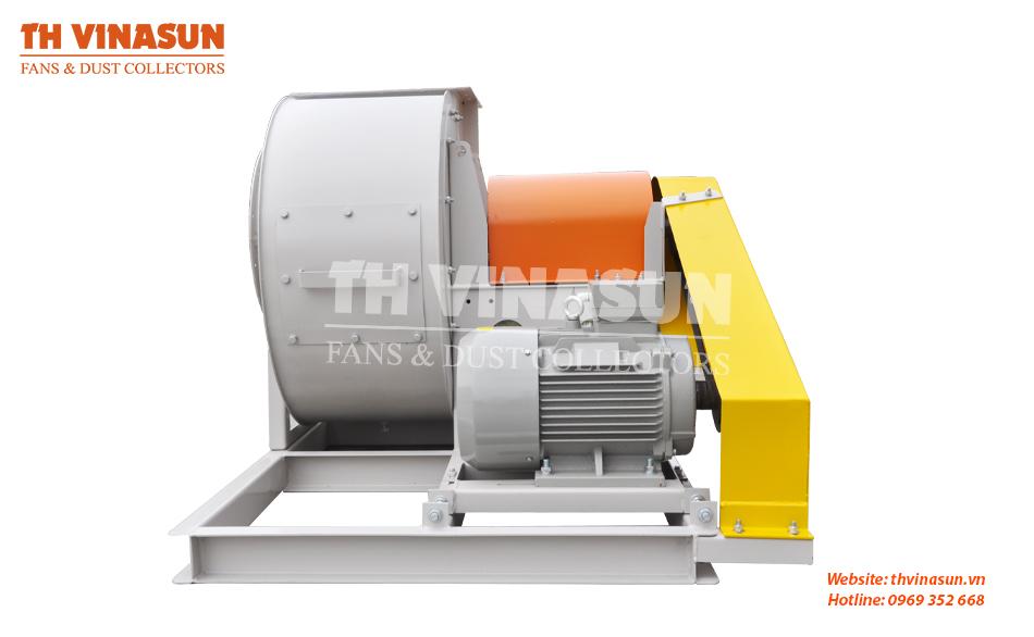 Quạt công nghiệp hệ thống hút bụi