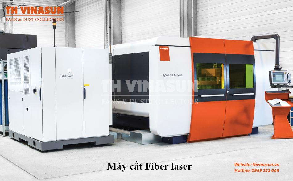 Máy cắt Fiber laser - Thụy Sỹ
