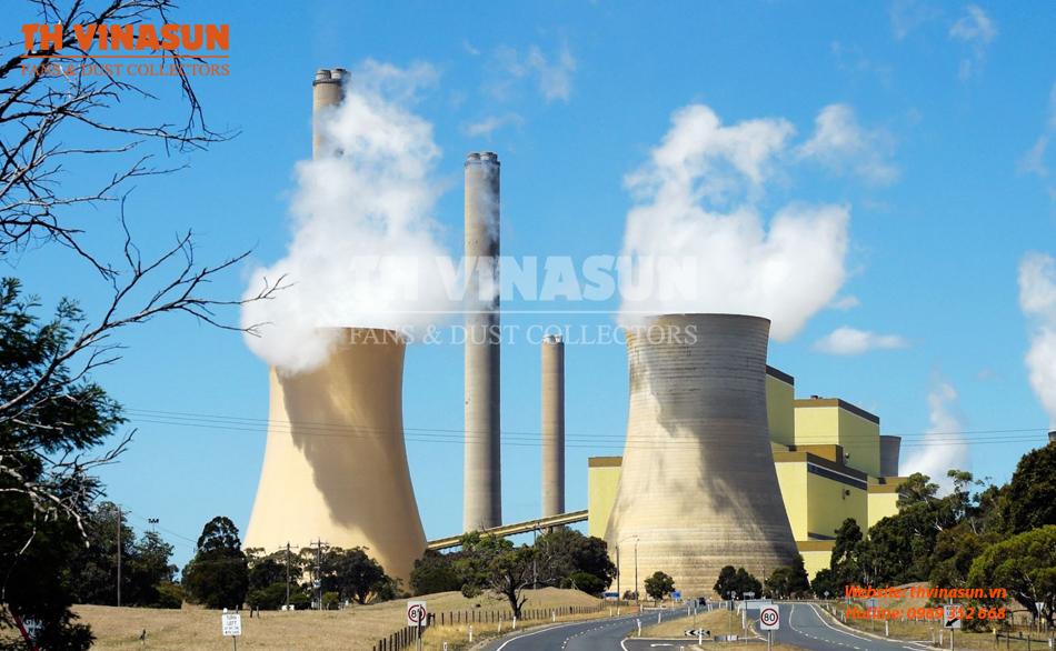 Khí thải ảnh hưởng lớn đến môi trường