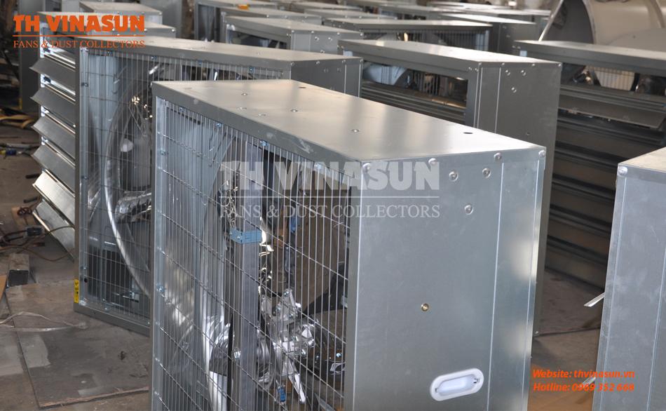 quạt hút công nghiệp 900x900x400